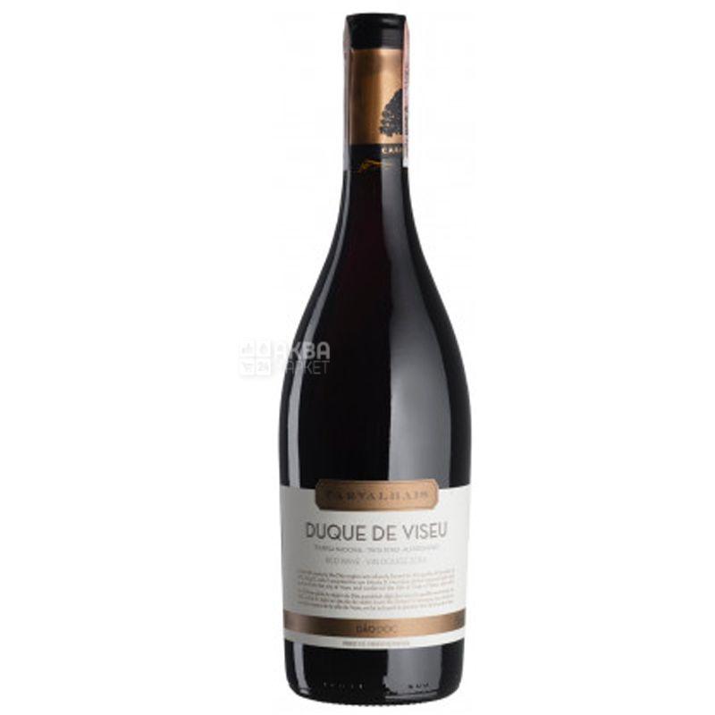 Sogrape Vinhos, Вино красное сухое, Duque de Viseu Dao Red Carvalhais, 750 мл