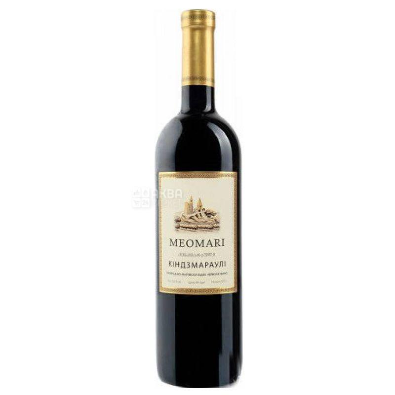 Kindzmarauli Marani, Meomari, Вино красное полусладкое, 0,75 л
