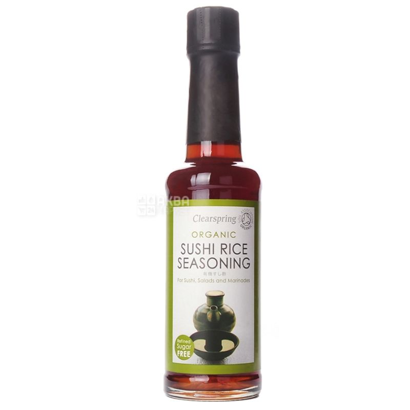Clearspring, Organic Sushi Rice Sauce, 150 ml
