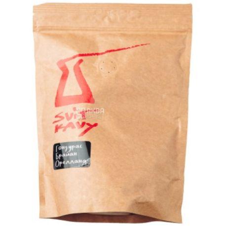 Світ Кави, Гондурас Брайан Ореллана, 250 г, Кофе средней обжарки, в зернах