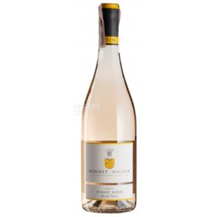 Doudet Naudin, Dry Pink Wine, Vin de France Pinot Noir Rose, 750 ml