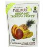 Natierra, Тропічні фрукти сублімовані органічні, Nature's All, 42,5 г