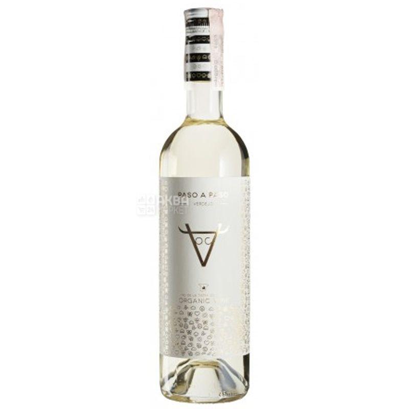 Bodegas Volver, Вино белое сухое, Paso a Paso Verdejo, 0,75 л