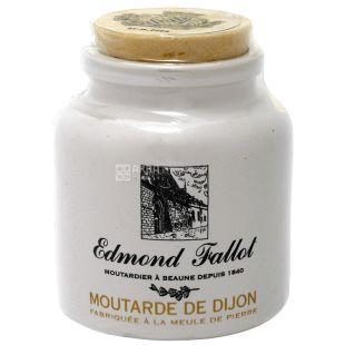 Edmond Fallot, Дижонская горчица в глиняном горшочке, 250 г