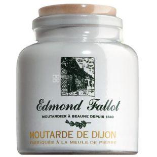 Edmond Fallot, Dijon mustard in a clay jug, 250 g