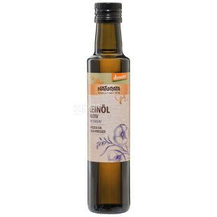 Naturata, Олія з насіння льону органічна, 0,25 л