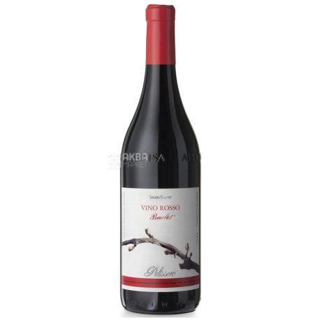 Pelissero Vino Rosso Le Nature, Вино червоне сухе, 0,75 л