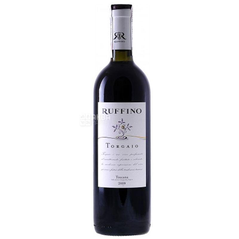 Ruffino, Torgaio, Вино красное сухое, 0,75 л