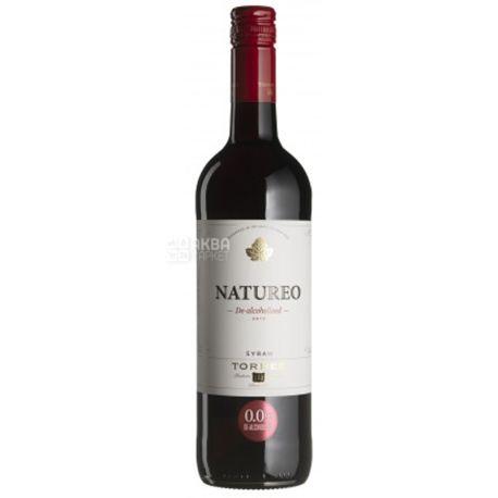 Syrah Natureo, Вино красное полусладкое 0,75 л