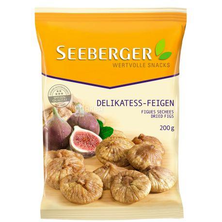 Seeberger, Инжир сушеный 200г, м/у