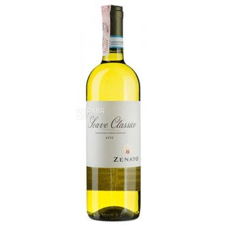 Zenato, Вино белое сухое, Soave Classico, 0,75 л