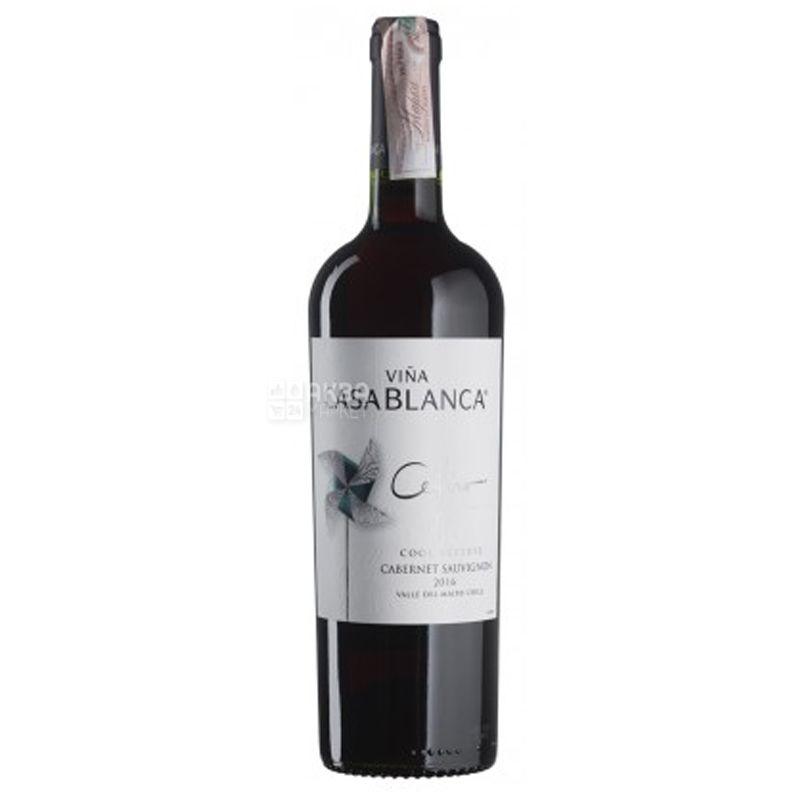 Casablanca, Cabernet Sauvignon Cefiro, Вино красное сухое, 0,75 л