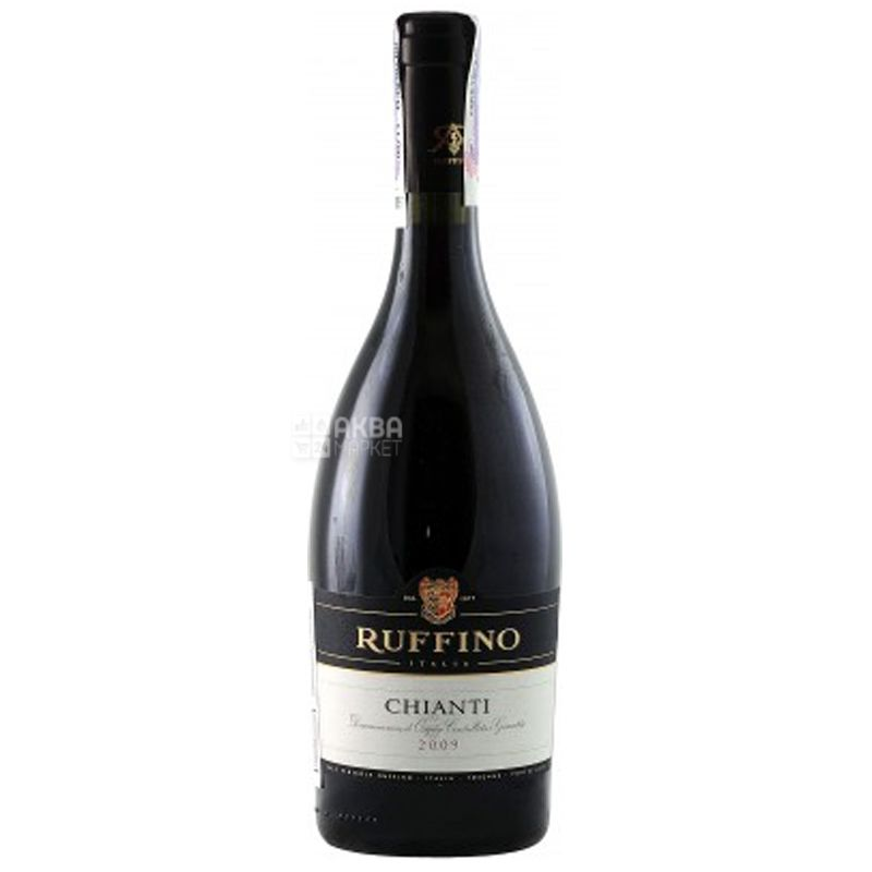 Ruffino, Вино красное сухое Chianti, 0,75 л