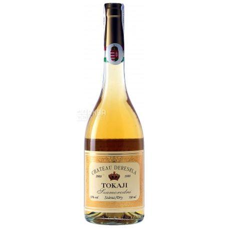 Chateau Dereszla, Вино белое сухое Szamorodni Tokaji, 0,5 л