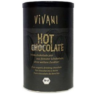 Vivani, Hot Organic Chocolate, 280 g