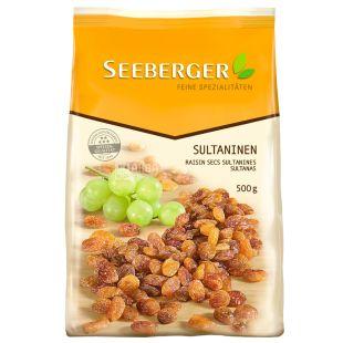 Seeberger, Ізюм султанський, 500 г