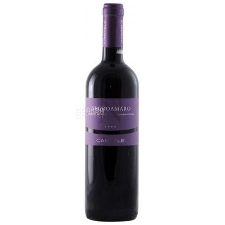 Cantele Negroamaro, Вино красное сухое, 0,75 л