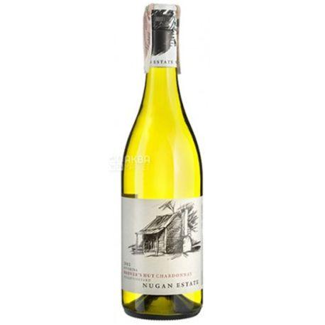 Nugan Estate Chardonnay Drover's Hut, Вино белое сухое, 0,75 л