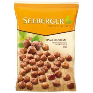 Seeberger, Фундук екстра, ядра, 125 г