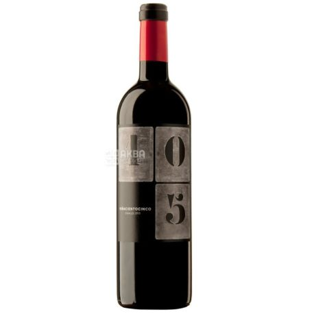 105 Cigales, Telmo Rodriguez, Вино червоне сухе, 0,75 л
