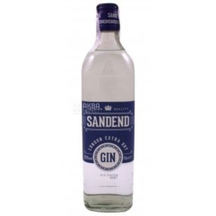 Sandend Extra Dry Gin, Gin, 0.7 L