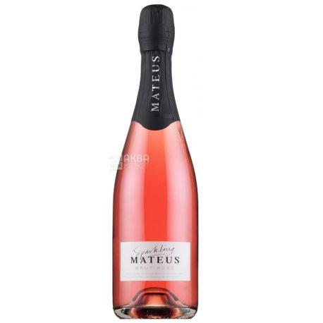 Mateus Rose Sparkling, Игристое розовое вино, 0,75 л
