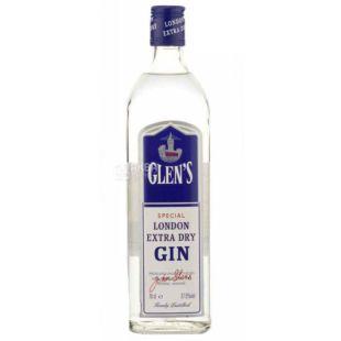 Glen's Gin, Gin, 0.7 L