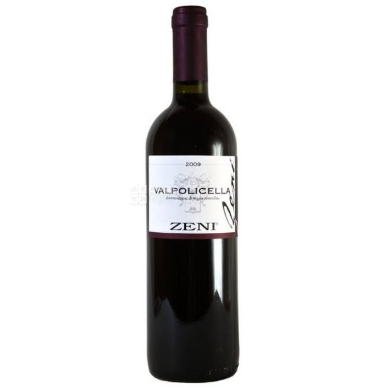 Zeni, Valpolicella, Вино красное сухое, 0,75 л