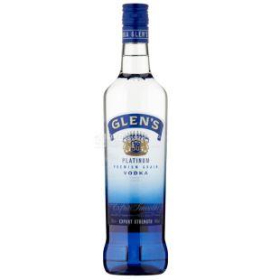 Glen's, Водка Platinum Vodka, 0,7 л