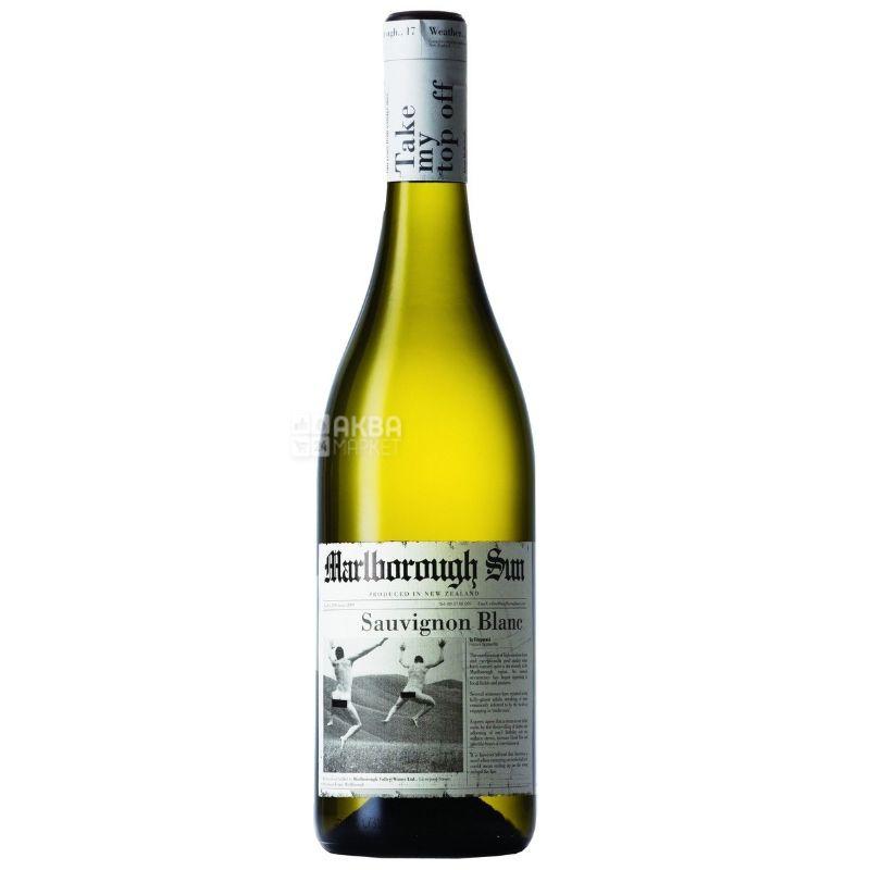 Saint Clair, Вино белое сухое Sauvignon Blanc Marlborough Sun, 0,75 л