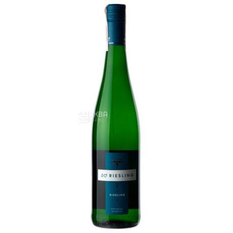 Riesling 50 ° Medium, Schloss Johannisberger, Вино біле напівсолодке, 0,75 л