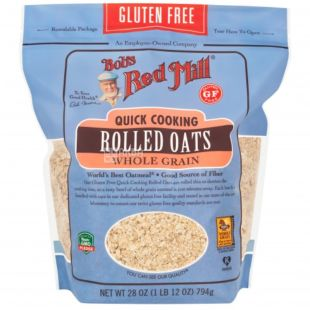Bob's Red Mill, Gluten Free Oatmeal, 794 g