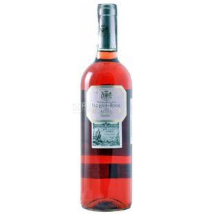 Marques de Riscal, Rosado, Вино розовое сухое, 0,75 л