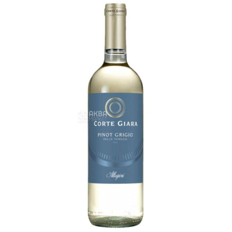 Corte Giara, Pinot Grigio, Вино белое сухое, 0,75 л