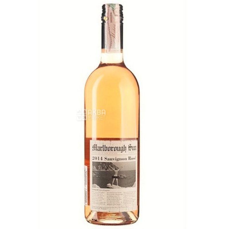 Saint Clair, Вино розовое сухое, Sauvignon Rose Marlborough Sun, 750 мл