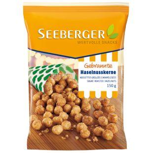 Seeberger, Фундук смажений в цукрі, 150 г