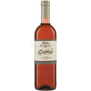 Grottolo, ColleMassari, Вино розовое сухое, 0,75 л