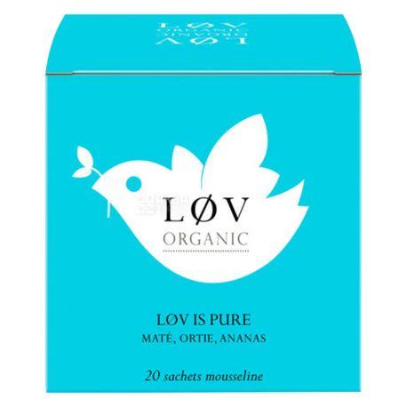 LoV Organic, Lovely Break, 100 г , Чай Лов Органик, Чудесный перерыв, Фруктовый органический