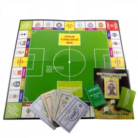 Arial, Настільна гра, Футбольна монополія, дітям старше 11-ти років