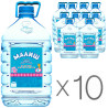 Kid 5 liters, Packing 10 pcs, non-carbonated, PAT
