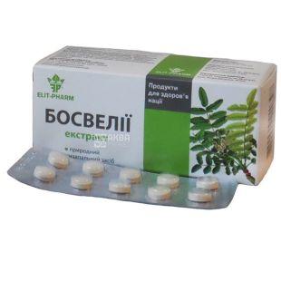 Elit Pharm, Boswellia Extract, Dietary Supplement, 40 Capsules