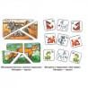 Єнергія Плюс, Гра Тварини-разрізні картинки, для дітей від 3-х років