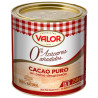 Valor, Cacao Puro, 250 г, Валор, Какао, без сахара, ж/б