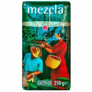 Hacendado Mezcla Sabor Fuerte, Кофе молотый, 250 г