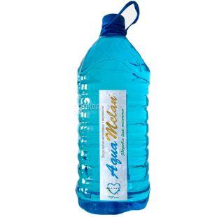 AquaMelan, Вода негазированная с меланином, 6 л