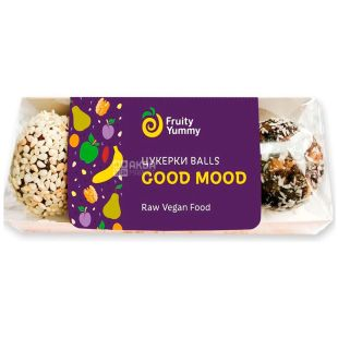 Fruti Yummi, 45 g, Candy with fruit mash-do Hani Bols, m / s
