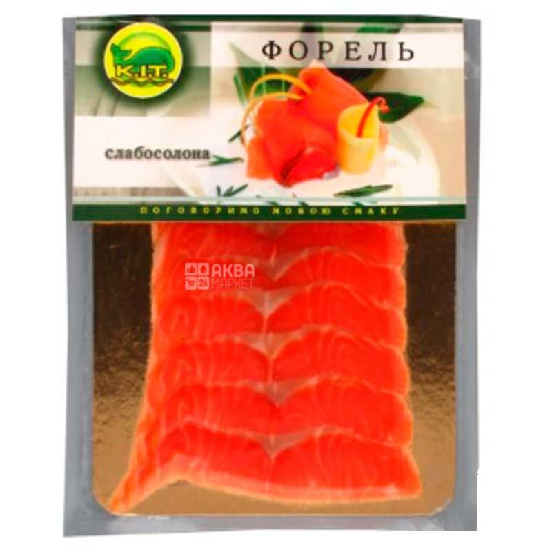 KIT, lightly salted trout, 120 g