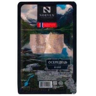 Norven, Herring in oil, 250 g