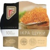 Flagman, Salted pike roe, 100 g