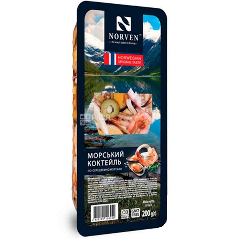 Norven, Морський коктейль по-середземноморському, 200 г
